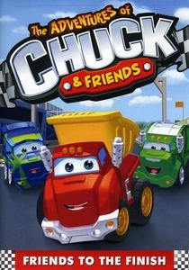 As Aventuras de Chuck e Amigos - Poster / Capa / Cartaz - Oficial 1