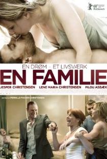 Uma Família - Poster / Capa / Cartaz - Oficial 2