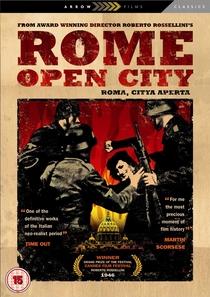 Roma, Cidade Aberta - Poster / Capa / Cartaz - Oficial 8