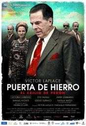 Porta de Ferro - o exílio de Perón - Poster / Capa / Cartaz - Oficial 1