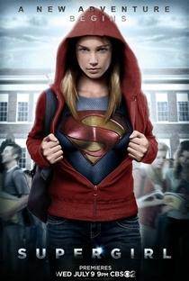 Supergirl (1ª Temporada) - Poster / Capa / Cartaz - Oficial 5