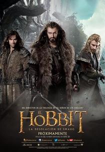 O Hobbit: A Desolação de Smaug - Poster / Capa / Cartaz - Oficial 25