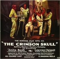 The Crimson Skull - Poster / Capa / Cartaz - Oficial 1