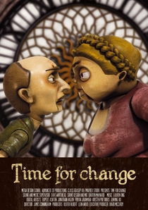 Time for Change - Poster / Capa / Cartaz - Oficial 1