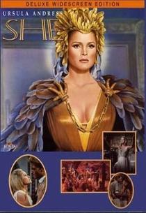 Ela - Poster / Capa / Cartaz - Oficial 3