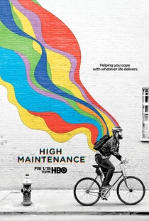 High Maintenance (2ª Temporada) - Poster / Capa / Cartaz - Oficial 1