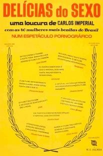 Delícias do Sexo - Poster / Capa / Cartaz - Oficial 1