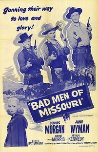Três Homens Maus - Poster / Capa / Cartaz - Oficial 1