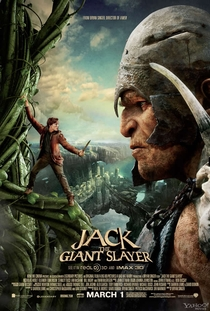 Jack, o Caçador de Gigantes - Poster / Capa / Cartaz - Oficial 9