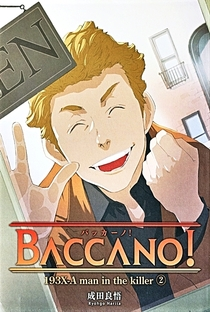 Baccano! - Poster / Capa / Cartaz - Oficial 10