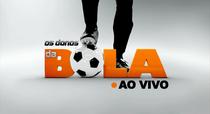 Os Donos da Bola - Poster / Capa / Cartaz - Oficial 1