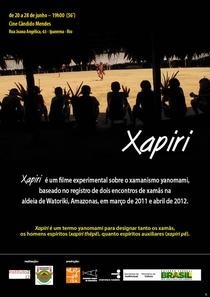 Xapiri - Poster / Capa / Cartaz - Oficial 1