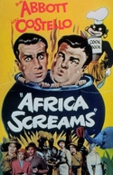 Abbott & Costello Numa Aventura na África (Africa Screams)