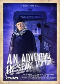 Uma Aventura no Espaço e Tempo - Poster / Capa / Cartaz - Oficial 1