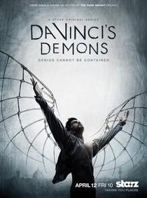 Da Vinci's Demons (1ª Temporada) - Poster / Capa / Cartaz - Oficial 1