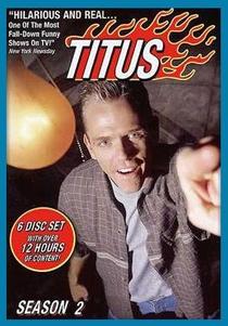Titus (2ª Temporada) - Poster / Capa / Cartaz - Oficial 1