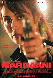 Mardaani - Poster / Capa / Cartaz - Oficial 3