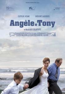 Angele e Tony - Poster / Capa / Cartaz - Oficial 1