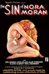 O Pecado de Nora Moran - Poster / Capa / Cartaz - Oficial 1