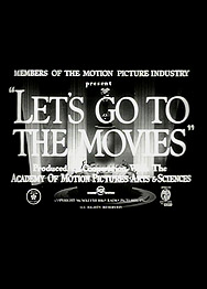 Let's Go to the Movies - Poster / Capa / Cartaz - Oficial 1