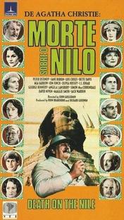 Morte sobre o Nilo - Poster / Capa / Cartaz - Oficial 6