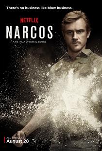 Narcos (1ª Temporada) - Poster / Capa / Cartaz - Oficial 5