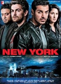 New York - Poster / Capa / Cartaz - Oficial 1