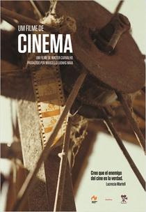 Um Filme de Cinema - Poster / Capa / Cartaz - Oficial 2