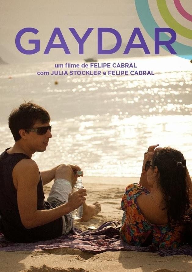 "Assista ao curta brasileiro ""Gaydar"" - A Liga Gay"
