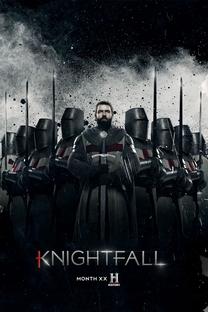 Knightfall: A Guerra do Santo Graal (1ª Temporada) - Poster / Capa / Cartaz - Oficial 3