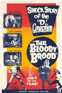The Bloody Brood - Poster / Capa / Cartaz - Oficial 1