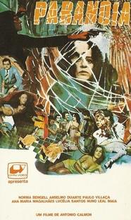 Paranóia - Poster / Capa / Cartaz - Oficial 1