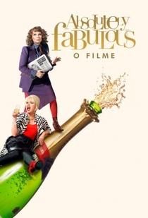 Absolutely Fabulous: O Filme - Poster / Capa / Cartaz - Oficial 4