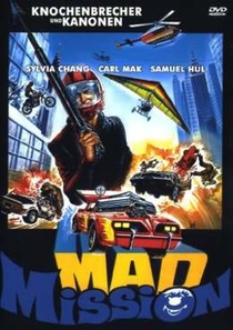 Mad Mission - Missão Maluca - Poster / Capa / Cartaz - Oficial 2
