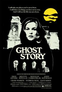 História de Fantasmas - Poster / Capa / Cartaz - Oficial 2