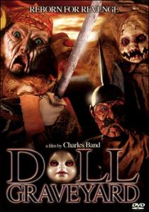 Doll Graveyard - Poster / Capa / Cartaz - Oficial 1