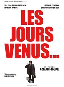 Les jours venus - Poster / Capa / Cartaz - Oficial 1