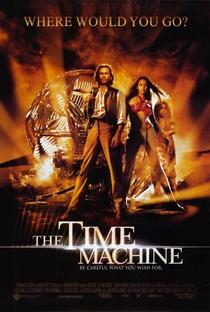 A Máquina do Tempo - Poster / Capa / Cartaz - Oficial 1