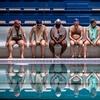 Equipe masculina do nado sincronizado passa por apuro em Um Banho de Vida