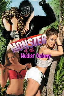 Monster of the Nudist Colony - Poster / Capa / Cartaz - Oficial 1
