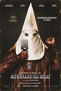 Infiltrado na Klan - Poster / Capa / Cartaz - Oficial 1