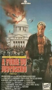 A Fúria do Justiceiro  - Poster / Capa / Cartaz - Oficial 3