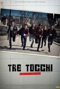Three Touches - Poster / Capa / Cartaz - Oficial 1