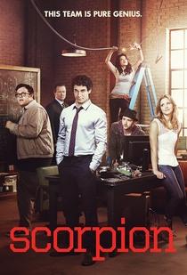 Scorpion (1ª Temporada) - Poster / Capa / Cartaz - Oficial 1