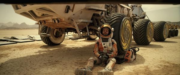 Perdido em Marte: Assista aqui ao novo filme de Ridley Scott estrelado por Matt Damon