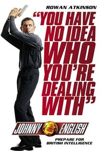 Johnny English - Poster / Capa / Cartaz - Oficial 7
