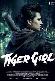 Tiger Girl - Poster / Capa / Cartaz - Oficial 1