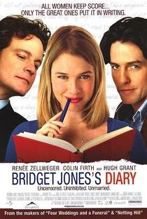 O Diário de Bridget Jones - Poster / Capa / Cartaz - Oficial 3