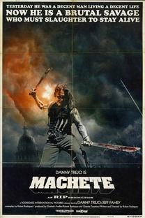 Machete - Poster / Capa / Cartaz - Oficial 2