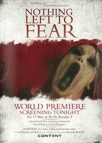 Nothing Left to Fear - Poster / Capa / Cartaz - Oficial 2